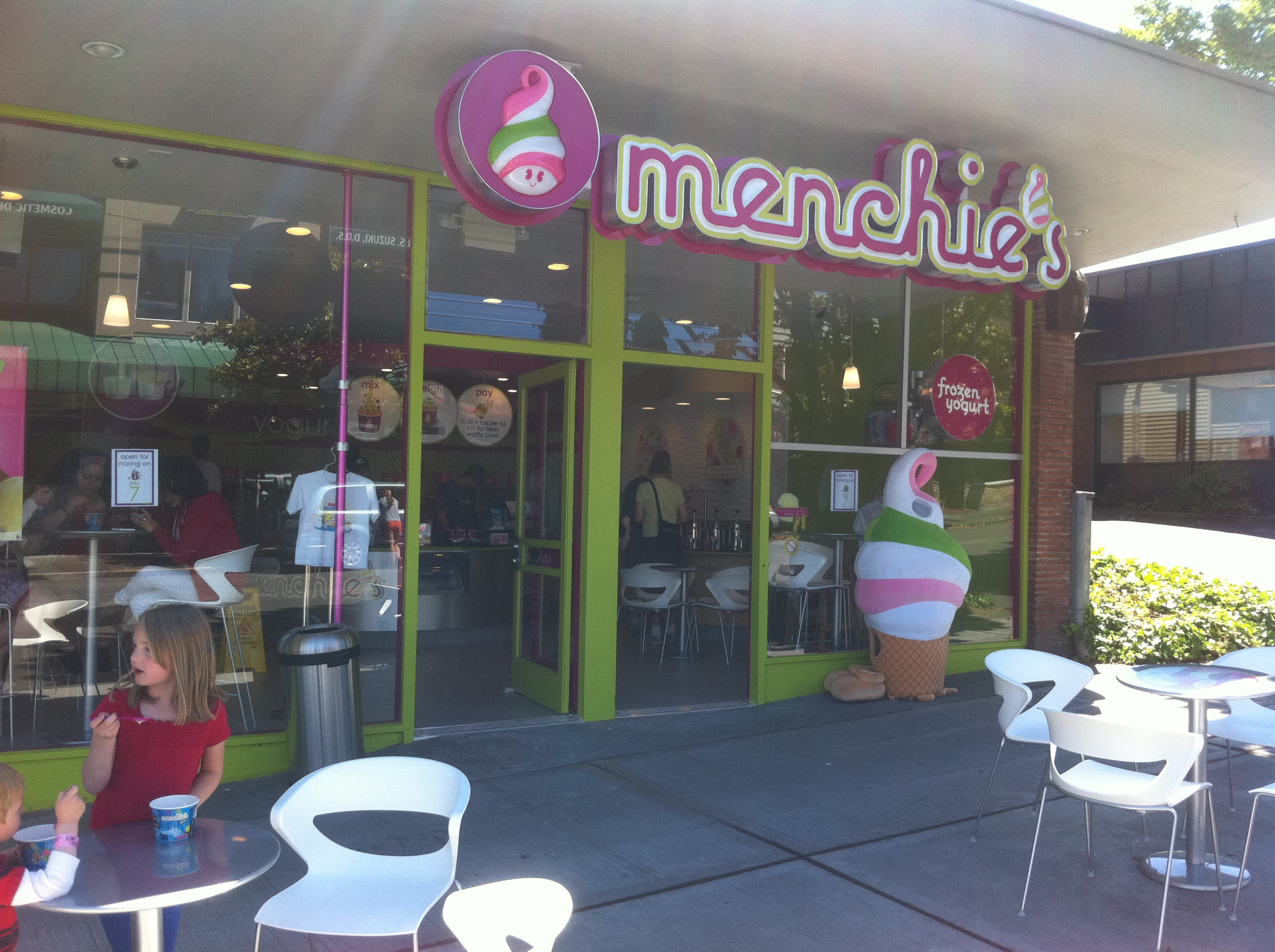 Menchie's in Magnolia