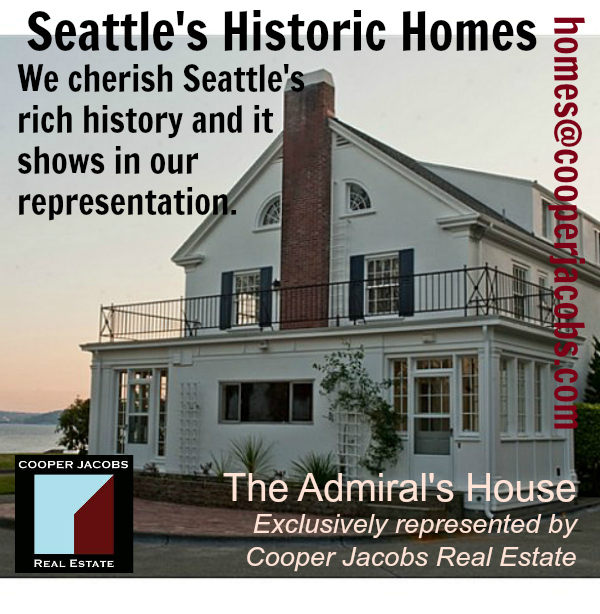 Seattle historical homes